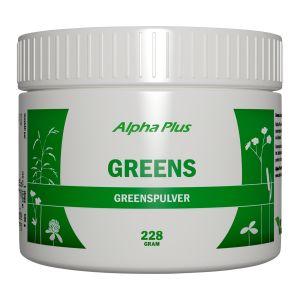 Alpha Plus Greens – vetegräs & alfalfagräs