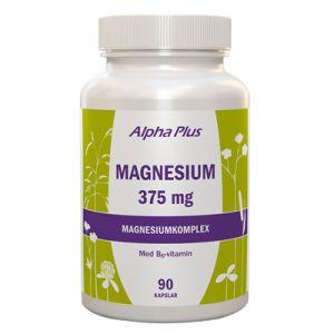Magnesium 375 mg, 90 kapslar