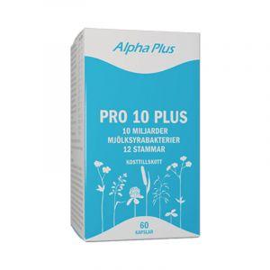 Alpha Plus Pro 10 plus – med skyddande kapsel