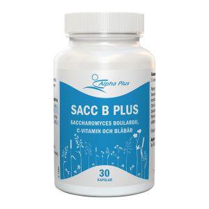Alpha Plus Sacc B Plus – kosttillskott med bakterikultur