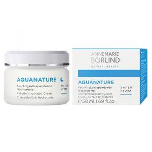 Börlind Aquanature Rehydrating Night Cream