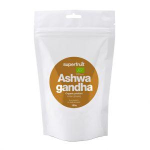 Ashwagandha pulver, 150g ekologisk