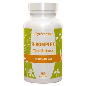 Alpha Plus B-komplex Time Release