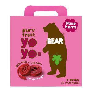 Bear Hallon Multipack – naturligt godis
