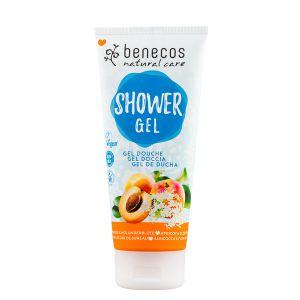 Shower Gel Aprikos & Fläder, 200ml ekologisk