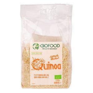 BioFood Quinoa Vit – Ekologisk quinoa