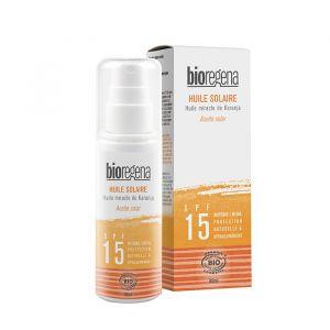 Bioregena Sunscreen Oil SPF15, 90 ml