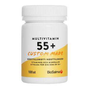 BioSalma Multivitamin 55+ – med vitaminer & mineraler