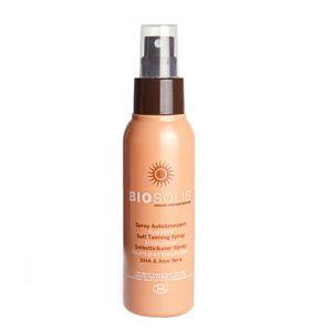 Biosolis Self Tanning Moisturizing Spray – ekologisk