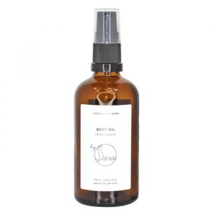 Body Oil Fresh Vanilla, 100 ml