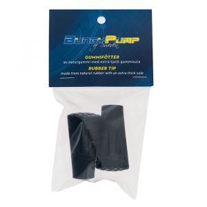 BungyPump Gummifötter – Med extra tjock gummisula