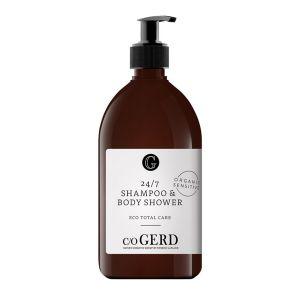 24/7 Shampoo & Body Shower, 500ml