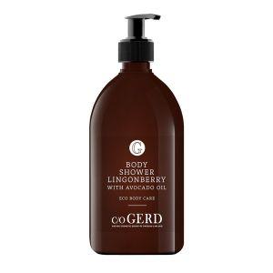 Body Shower Lingonberry, 500ml