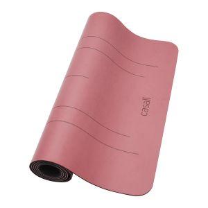 Yoga Mat Grip & Cushion III, 5mm Pink/Black