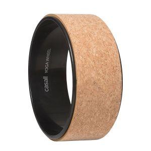Casall Yoga Wheel Cork – naturkork
