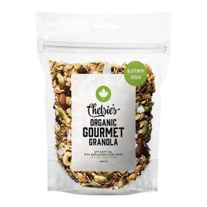 Granola Gourmet, 400 g ekologisk