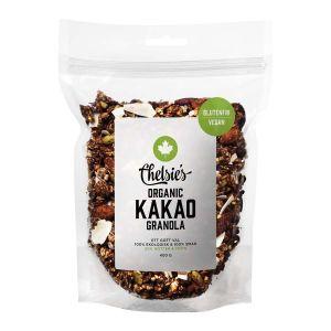 Granola Kakao, 400 g ekologisk