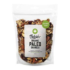Granola Paleo, 375g ekologisk