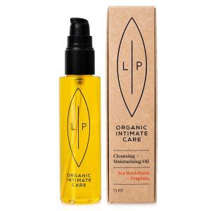 Lip Organic Intimate Care Cleansing & Moisturising Oil – ekologisk intimolja