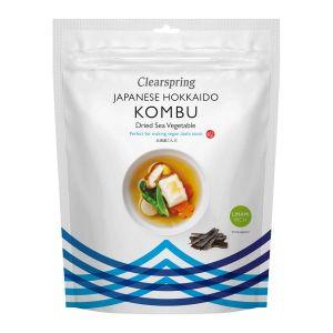 Alg Kombu Hokkaido Vild, 50 g ekologisk
