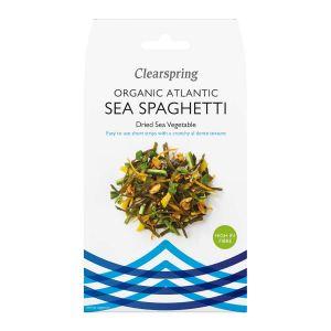 Clearspring Alg Spaghetti Atlantiskt – Ekologisk alg