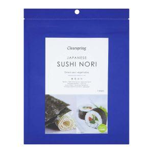 Alg Sushi Nori 7 st, 17 g ekologisk