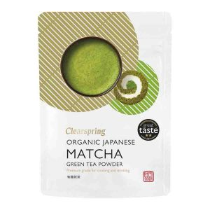 Matcha Pulver Premium, 40 g  ekologisk