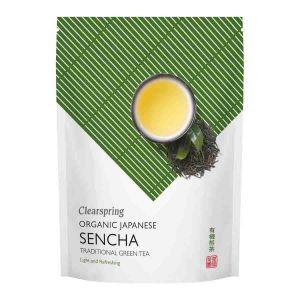Sencha Japansk Te Lösvikt, 125 g ekologisk
