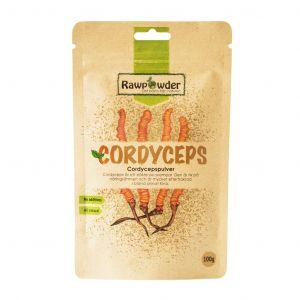 Cordyceps, 100g pulver