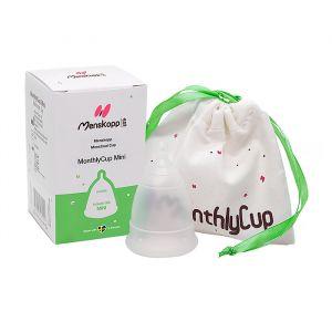 MonthlyCup Menskopp Mini – för de första åren med mens