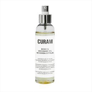 Body & Massage Oil Wooden Citrus, 150 ml