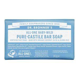 Bar Soap Baby-Mild, 140g ekologisk