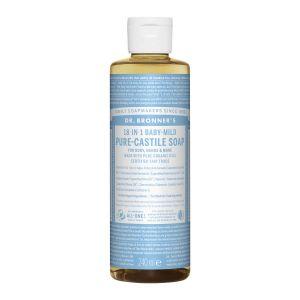 Pure Castlie Liquid Soap Baby-Mild, 240ml ekologisk