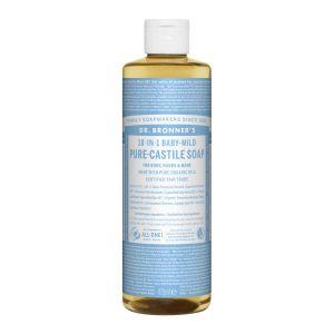 Pure Castlie Liquid Soap Baby-Mild, 475ml ekologisk
