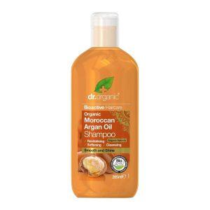 Moroccan Argan Oil Shampoo, 265ml ekologisk
