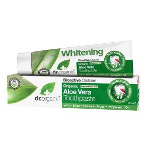 Dr organic Aloe Vera Toothpaste, 100ml