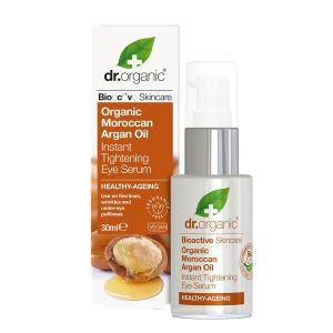 Ekologiskt ögonserum med arganolja från Dr Organic