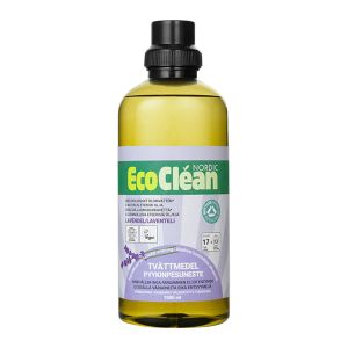 Tvättmedel Lavendel, 1l ekologisk