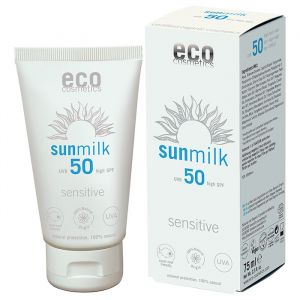 Eco Cosmetics Sollotion SPF 50 Sensitive