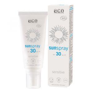 Eco Cosmetics Solspray Sensitive SPF 30