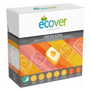 Ecover Maskindiskmedel All-In-One Citrus
