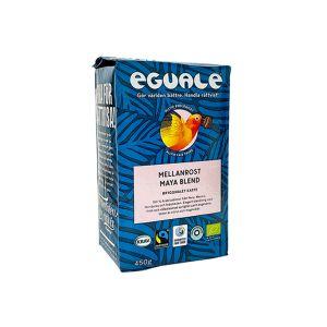 Köp Eguale Kaffe Bryggmalet Mellanrost 450g på happygreen.se