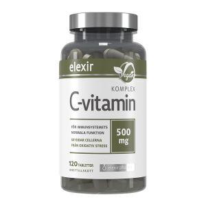 Elexir Pharma C-Vitamin Komplex