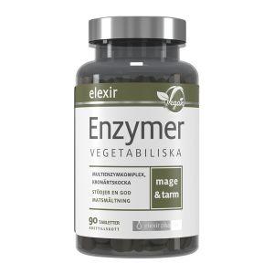 Elexir Enzymer, 90 tabletter