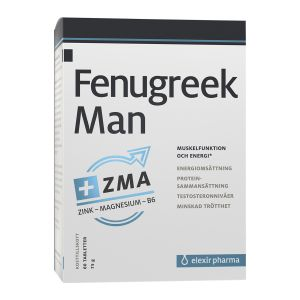 Elexir Pharma Fenugreek Man