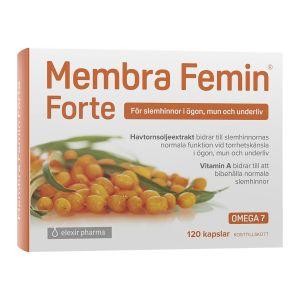 Elexir Pharma MembraFemin Forte 120 kapslar