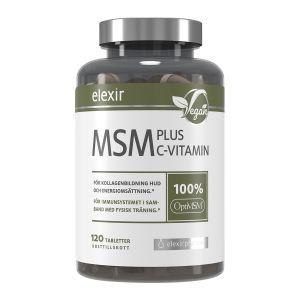 Elexir MSM + C-vitamin