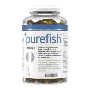 Elexir Pharma Purefish – med fiskolja