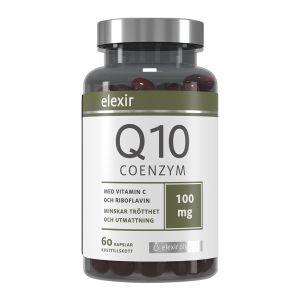 Elexir Coenzyme Q10 – vitamin C & B2