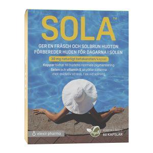 Elexir Sola - med betakaroten